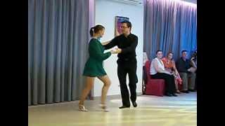 SDS-капустник West Coast Swing