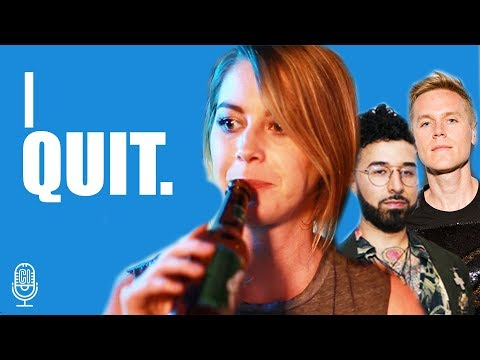 I'm Quitting Drinking. For Real. | CURLY VELASQUEZ & ZACH NOE TOWERS | Confidently Insecure