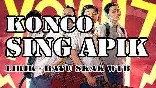 Gambar cover Konco sing APIK lirik - Bayu SKAK WTB