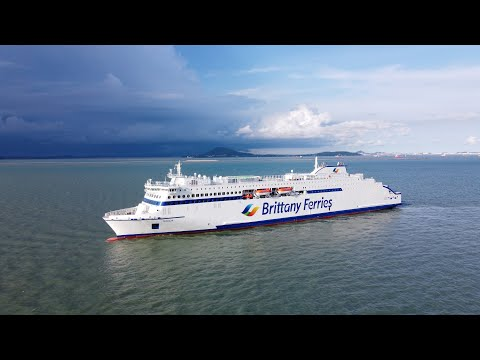 Hola ! Galicia – welcome to the Brittany Ferries fleet