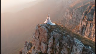 Mille Bridal High In the Mountains