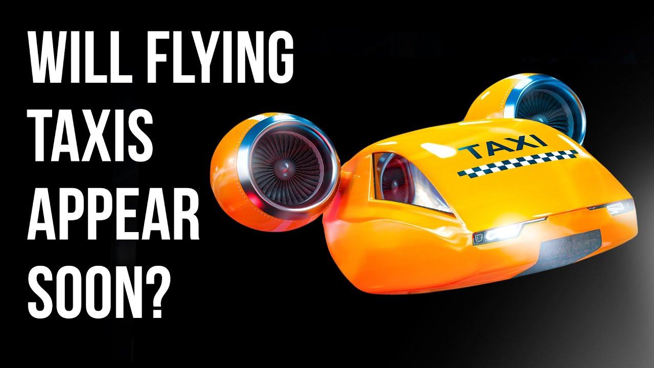 Los autos voladores probablemente estarán disponibles para 2025 + vídeo