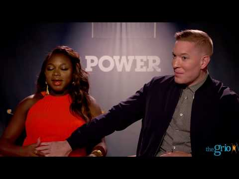 Pregnant Naturi Naughton Gets Surprise from 'POWER' castmate Joseph Sikora