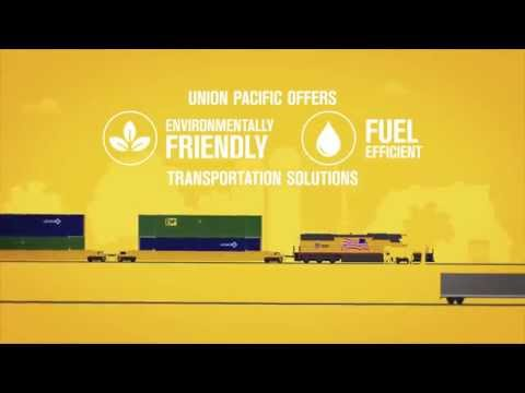 Union Pacific Intermodal Shipping