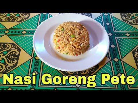resep-cara-membuat-nasi-goreng-pete-spesial-yang-enak-&-pedas-ala-restoran