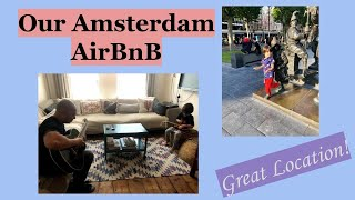 Gambar cover Our great airbnb in Amsterdam