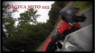 Cagiva Mito 125 nice ride DRAHTZIEHER