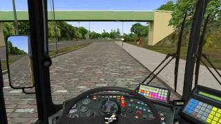 OMSI Bus Simulator Tutorial - (How to start and get the bus going!)