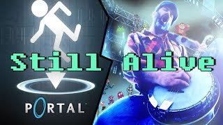 #Portal - Still Alive cover