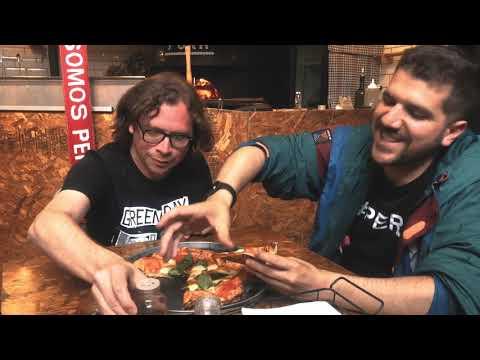 Pizza Con Henry Spencer I #ElPlato 01