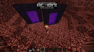 Como Hacer Un Portal Al Nether En Minecraft|Tutorial