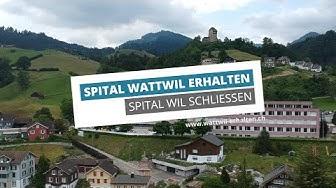 Warum das Spital Wattwil zu erhalten ist