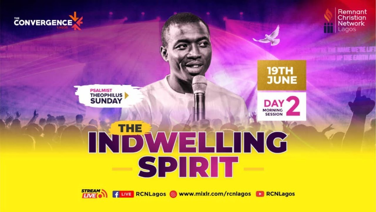 Download THE CONVERGENCE DAY 2 (MORNING SESSION) ||MINISTER THEOPHILUS ||19TH JUNE 2021