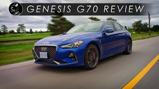 Review | 2019 Genesis G70 | Turbo Addiction