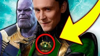 Why Loki Is Secretly The Villain In Avengers: Endgame