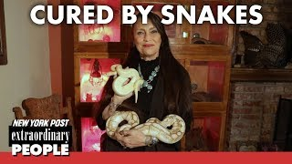 Snake healer will fix all your problems with pythons | New York Post