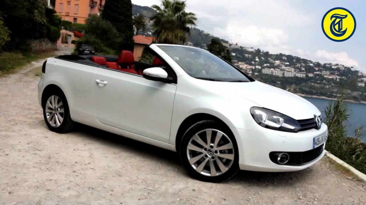 volkswagen golf cabrio youtube. Black Bedroom Furniture Sets. Home Design Ideas