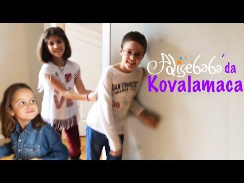 Adisebaba Stüdyoları'nda Kovalamaca | Oyuncak Oynamak | Bizim Aile | Eğlenceli Çocuk Videoları