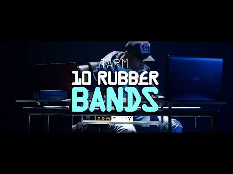 Tarm - 10 Rubber Bands (Prod by. M1OnTheBeat) [Music Video] | GRM Daily