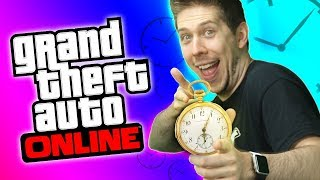 TIME BOY! | GTA 5 Online Playlist