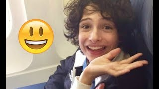 Finn Wolfhard ( IT Movie) - TRY NOT TO LAUGH😊😊😊 - Best Funniest Moments 2017 #2
