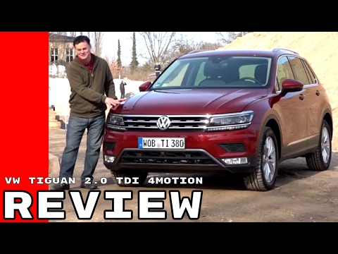 VW Tiguan 2.0 TDI 4Motion Review