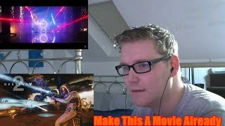 Destiny 2 Official Live Action Trailer Reaction Make This A Movie Already