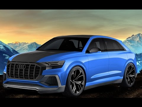 2018 2019 audi rs q8 605 hp exhaust note youtube. Black Bedroom Furniture Sets. Home Design Ideas