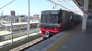 帰ってきた名鉄3301F 準急中部国際空港行き布袋駅発車