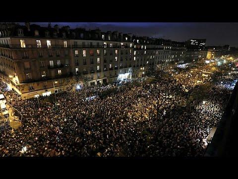"""A liberdade em marcha: Paris, """"capital do mundo"""""""