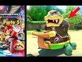 ¡MORTON ESCARABAJO! - Parte 51 Mario Kart 8 Deluxe - Español