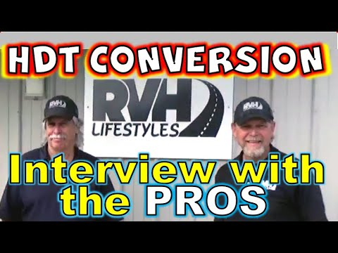 Download 🚚Converting HDT into a RV Hauler // Interview with the PROs at RVH Lifestyles