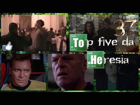 Top Five da Heresia 37