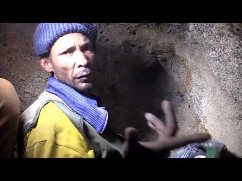 Smallminer in Namibia - Eine Dokumentation über den Hohenstein