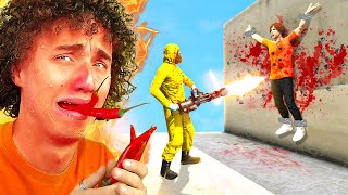 Get Shot = Hot Chili (GTA 5)