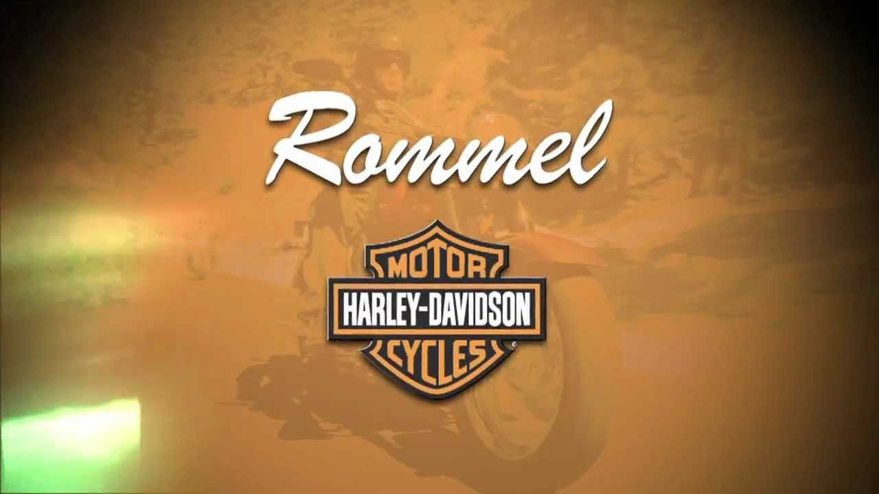 rommel harley-davidson annapolis 15 sec bookend 1 - youtube