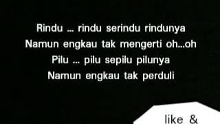 Download lagu Rindu Serindu Rindunya NDX A k A Lirik MP3