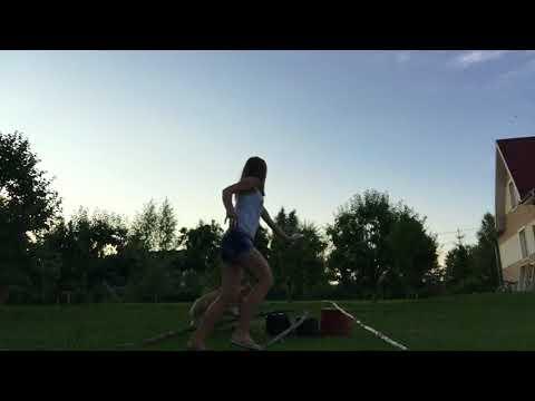 Demons [Jumping dog video]