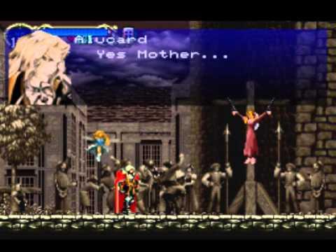 Castlevania: Symphony of the Night - Succubus Battle/Alucard Nightmare