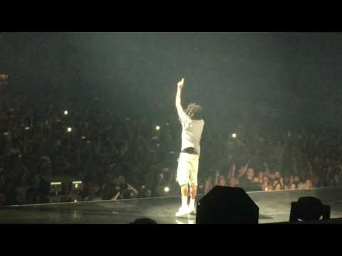 J. COLE @ DRAKE & FUTURE: 4 of 4 SUMMER SIXTEEN TOUR 8.8.16 MSG NYC MON