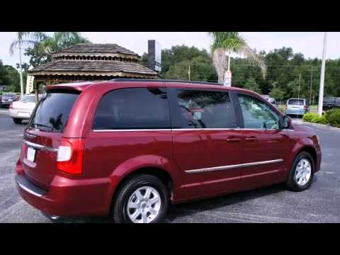 Jim Browne Jeep >> 2012 Chrysler Town & Country Touring in Dade City, FL 33525 - YouTube