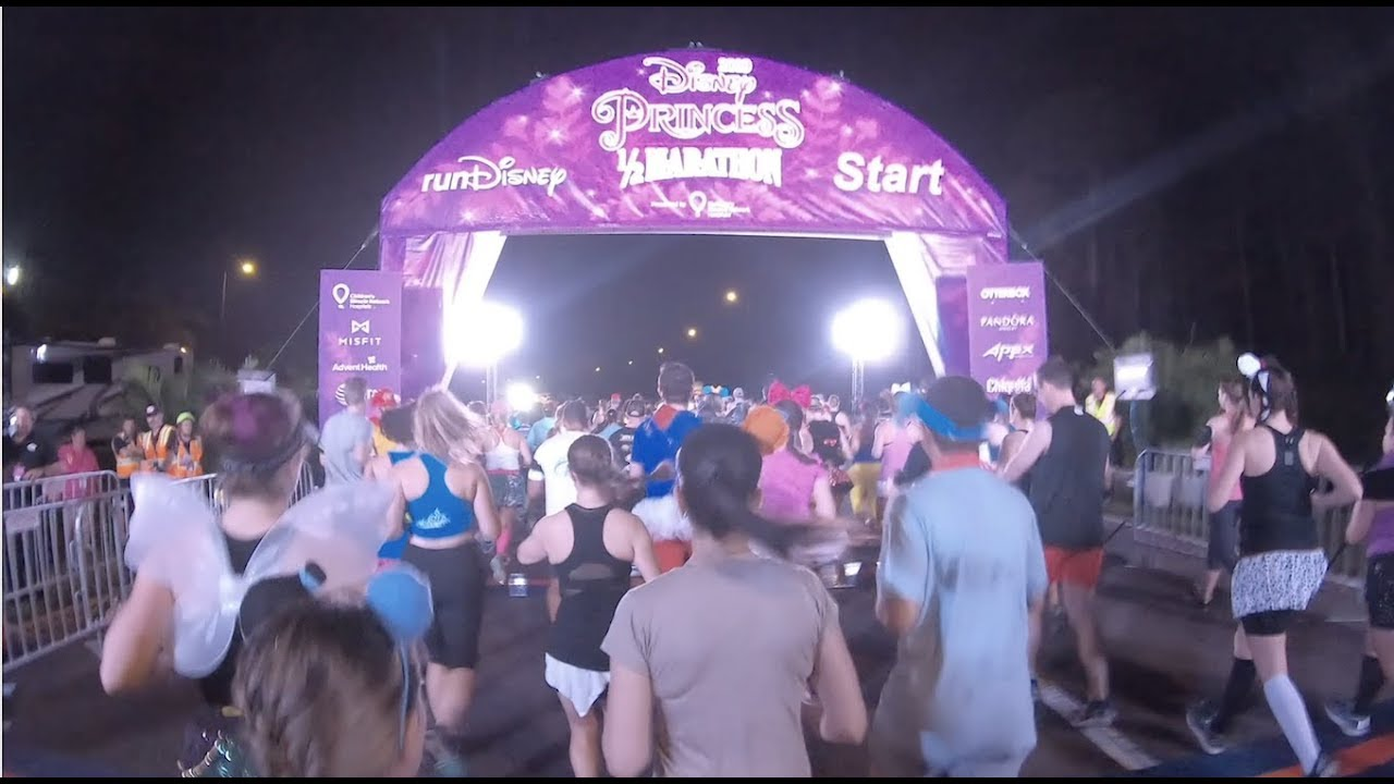 disney princess half marathon 2020
