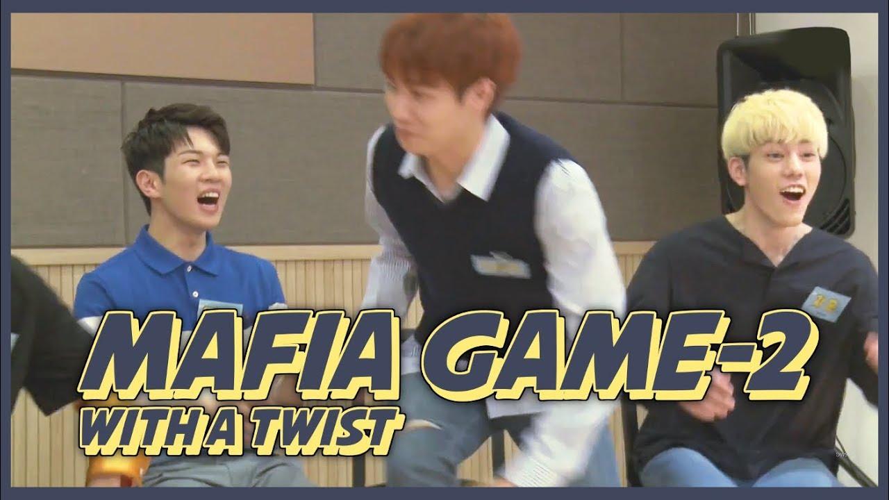 [ENG SUB] N.Flying (엔플라잉) - Mafia Game ② (마피아게임②) / The STAR