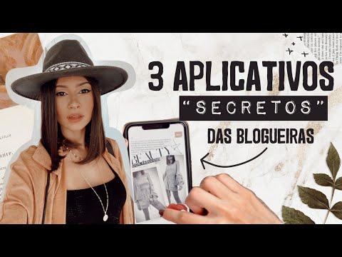 3 APPS grátis para editar fotos (Segredo das blogueiras) 😱 Viihrocha