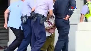 Գողացված սամուրայի սրով՝ Թայվանի նախագահի նստավայրը գրավելու փորձ է իրականացվել