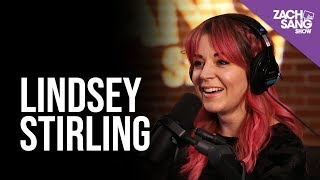 Lindsey Stirling Talks Warmer In The Winter, Ed Sheeran & Evanescence