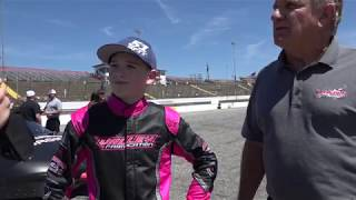 Young Madera Driver Heads to Hickory, North Carolina to Test