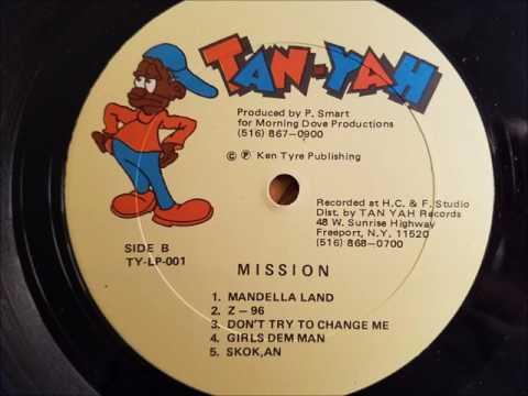 General TK - Z 96 - Tan Yah LP - 1991