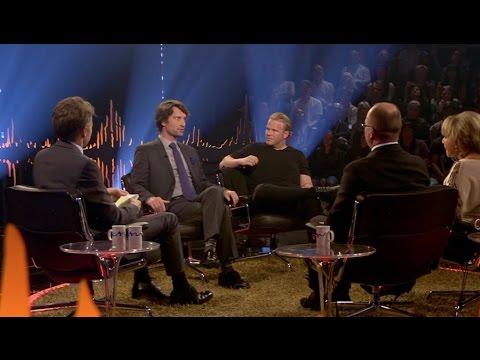 Interview with Fredrik Skavlan (2017)
