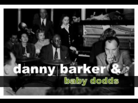 danny barker & baby dodds trio - my indian red